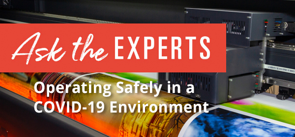 VMA + PrUA - Ask the Experts - Operating Safely in a COVID-19 Environment