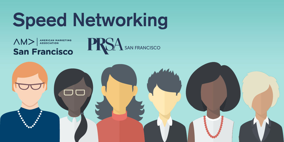SFAMA + PRSCASF Speed Networking